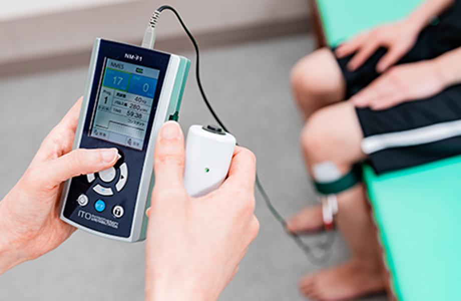 歩行神経筋電気刺激装置